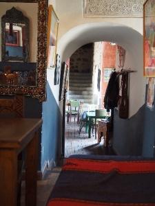 inside the Restaurante